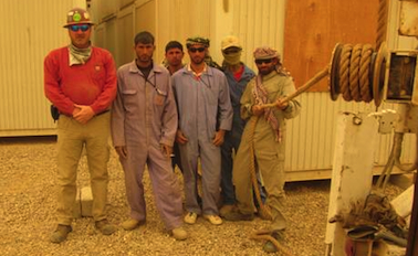 Geotechnical Drilling - IRAQ Geotchnical Engineers