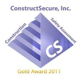 Construct Secure Gold Award 2011
